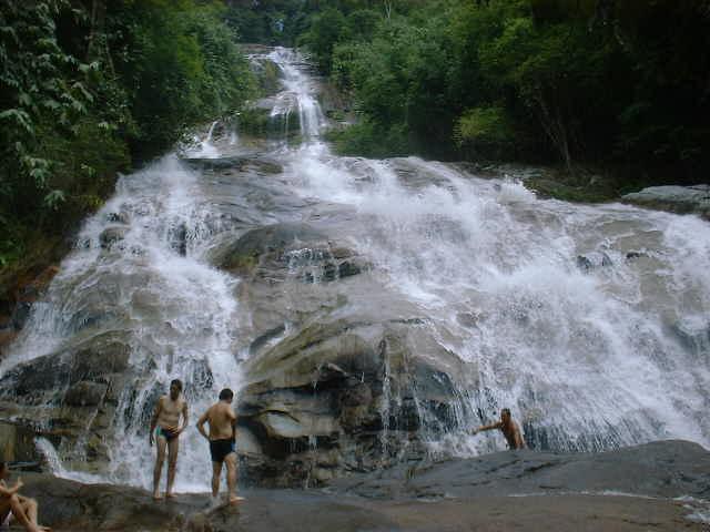 Waterfall Malaysia Perak Waterfall-tapah-perak
