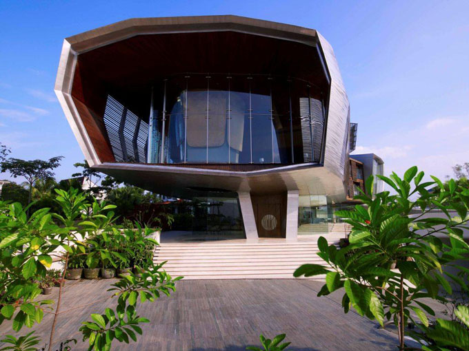 Malaysia multi billionaire s house in kuala lumpur blog your mind Home architecture malaysia